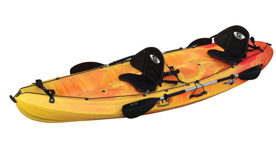 oc an duo pack kayak rtm european leader in sit on top